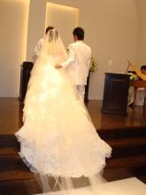 理絵ちゃんの結婚式