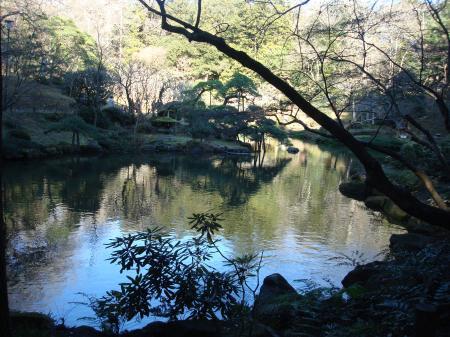 成田山公園1