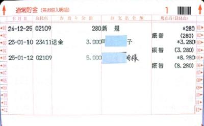 2013.1収支報告