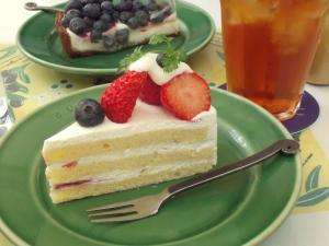 さとさとチョイス ショートケーキ