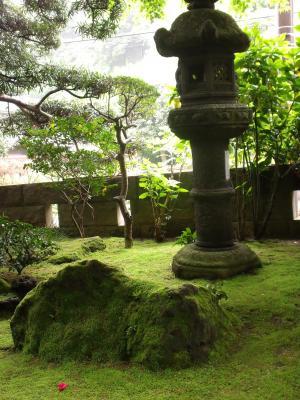 報国寺 苔の庭②