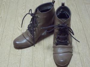 お気に入りの靴