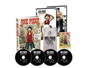 ワンピース DVD ログコレクション