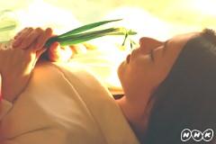 NHK「平清盛 」伝カッチーニ「アヴェ・マリア 」が流れたシーンの画像