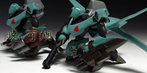 ROBOT魂暁可翔レビュー