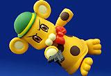 ROBOT魂 -ロボット魂-〈SIDE AS?〉フルメタル・パニック! ボン太