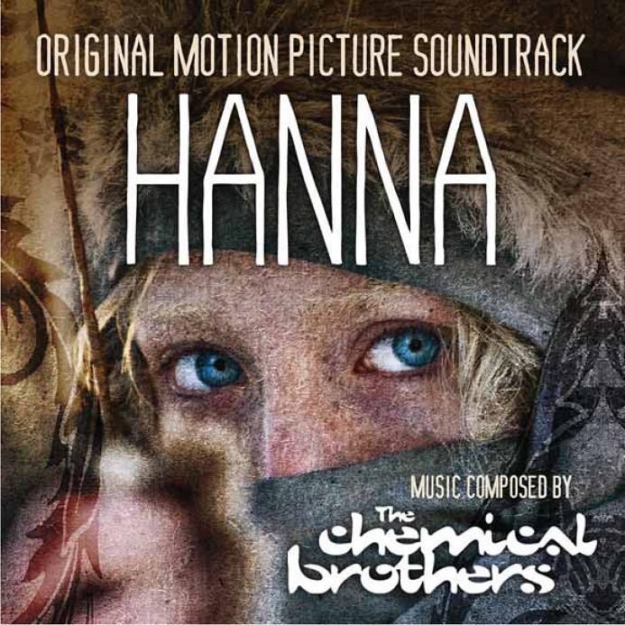 『ハンナ』サントラ ジャケット写真