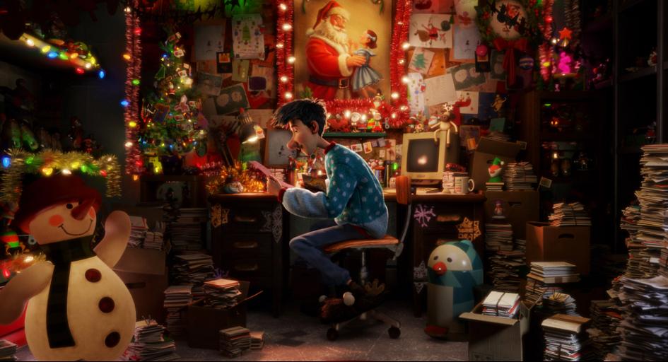 「アーサー・クリスマスの大冒険」メイン画像