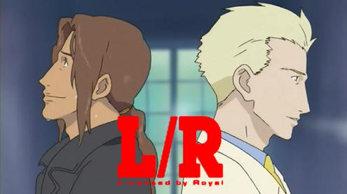 L/R Licensed by Royal感想