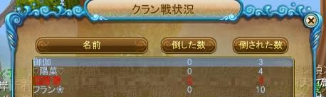 戦績02-晴天