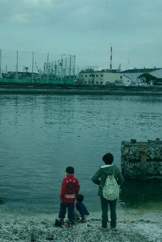 鶴見川河口