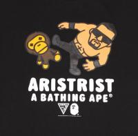 AT x A BATHING APE(R)コラボTシャツ Vol.2