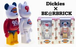 Dickies 90th BE@RBRICK