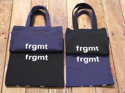 フラグメントデザイン トートバッグ