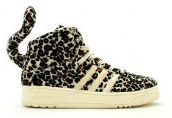 adidas ObyO Jeremy Scott JS LEOPARD