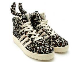 adidas ObyO × Jeremy Scott JS LEOPARD