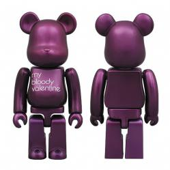 my bloody valentine BE@RBRICK