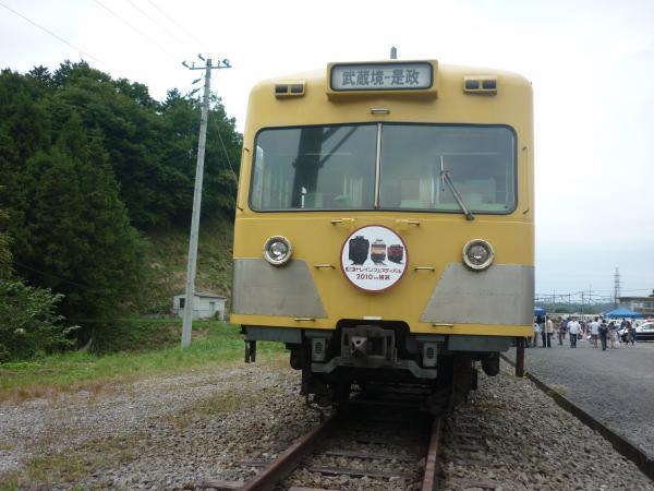 西武1221F 武蔵境⇔是政2