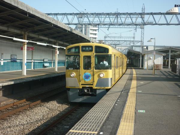 西武9104F 準急小手指行き1 2013-03-09