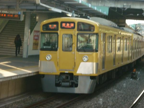 西武2089F 各停豊島園行き 2013-03-09
