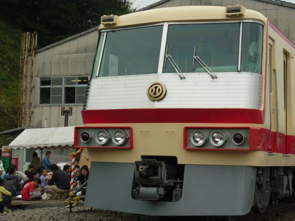 西武5000系 2011-10-02