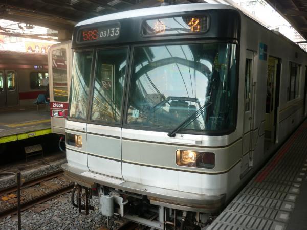メトロ03-133F 菊名行き1 2013-03-10