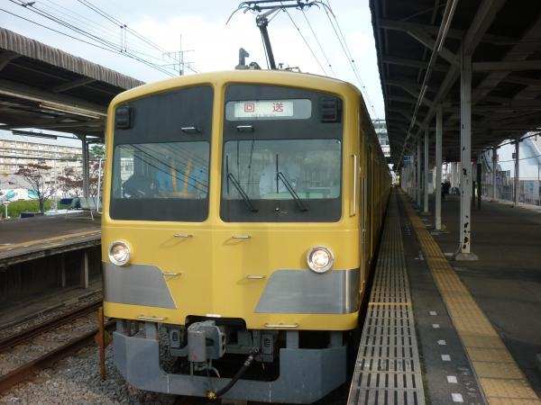 西武263F+38110F 甲種輸送1 2011-10-09