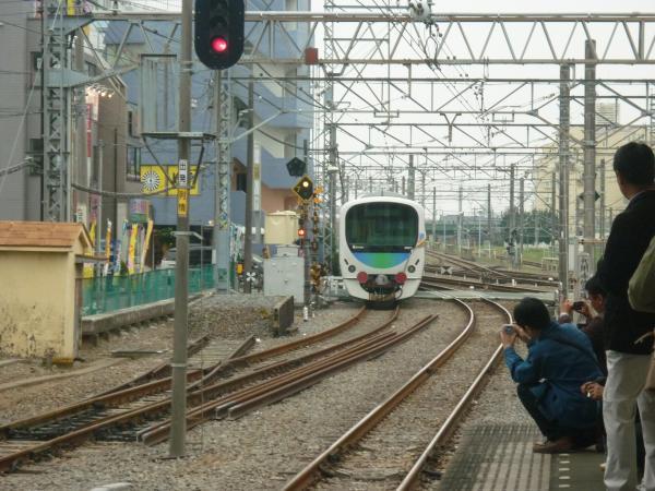 西武38111F 甲種輸送6 2011-10-30