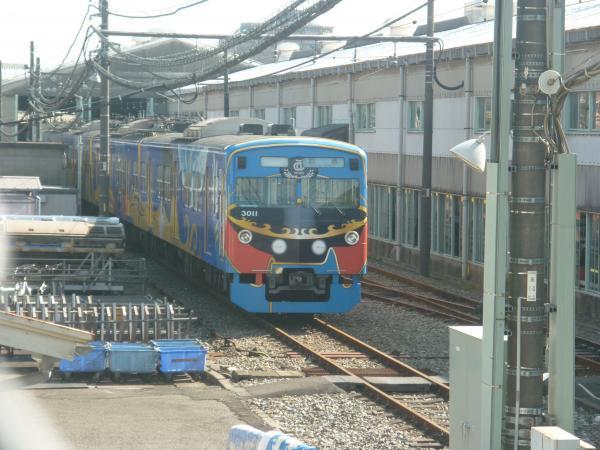 西武3011F 2011-11-01
