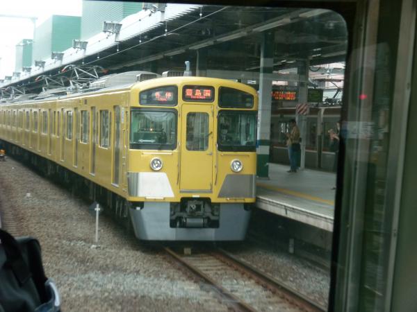 西武2097F 各停豊島園行き 2013-03-20