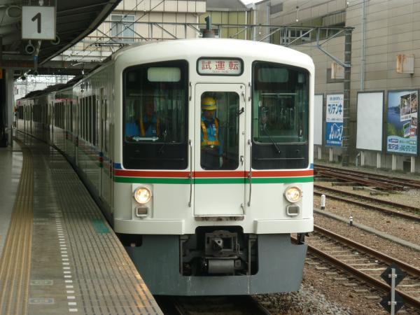 西武4003F 試運転 2013-03-23