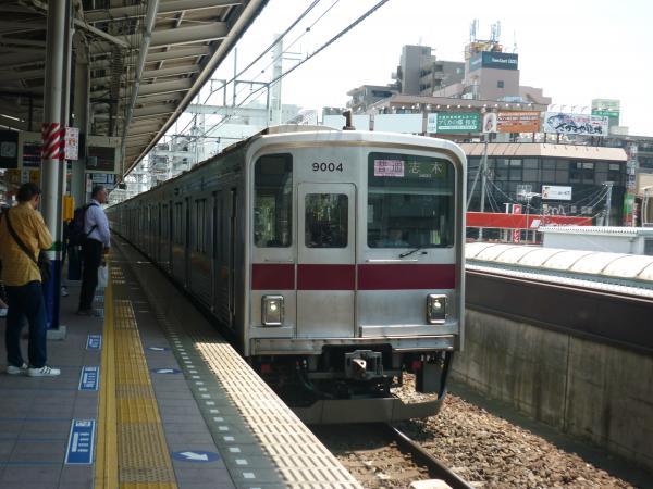 東武9104F 普通志木行き 2012-05-27