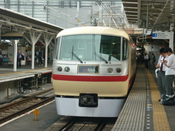 西武10105F 特急池袋行き 2012-06-20
