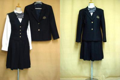 聖徳大学付属聖徳高等学校の制服