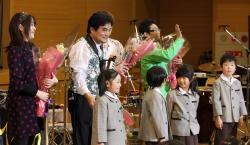 ピアニカバンド・コンサート~ノートルダム学院小学校~1