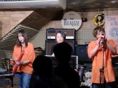 yukko with graminch 春のライブ終わりました!!~2~