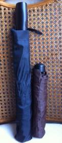 折りたたみ傘比べ