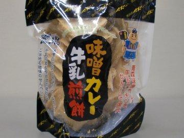 味噌カレー牛乳煎餅