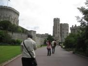ウィンザー城1