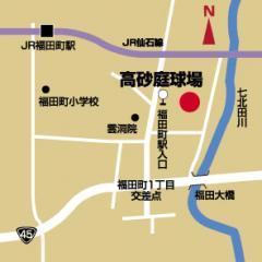 map高砂