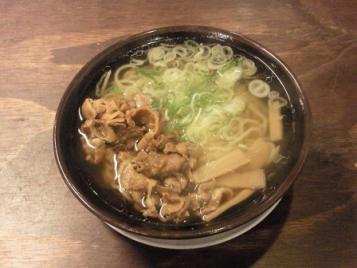 肉中華そば500円