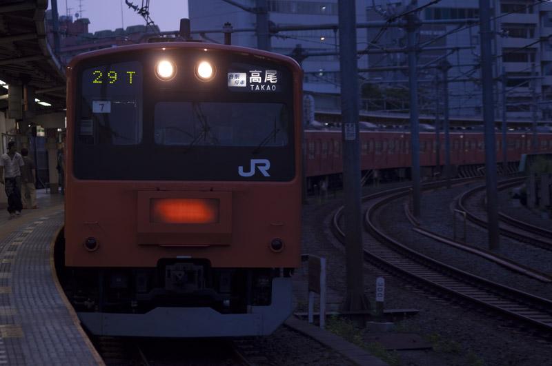 東京滞泊-4