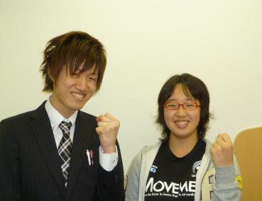 板橋先生と松宮さん