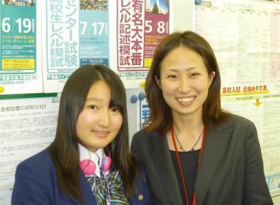 福居さんと佐野先生