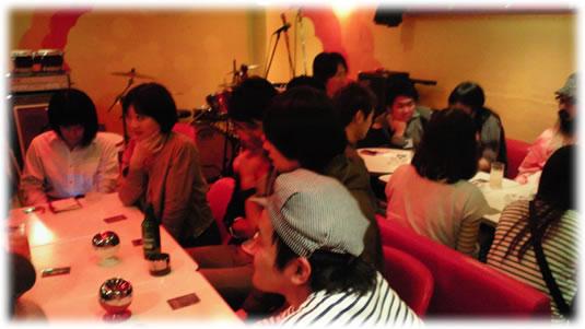 2010.11.13 グリーンアップル 狼ゲーム会写真
