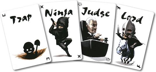 ストレイシーフ拡張セット:カード4枚