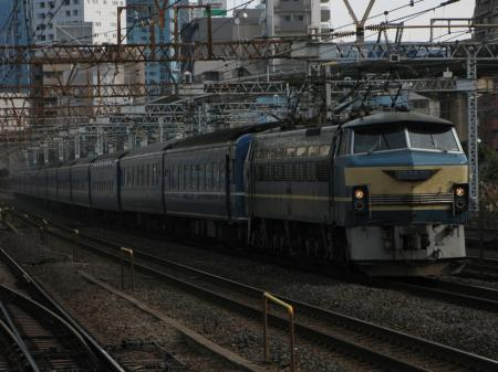 EF6650(関)富士ぶさ回送