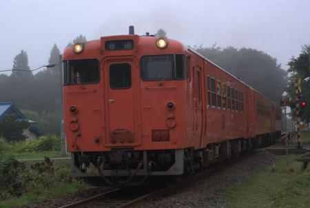 キハ40国鉄色
