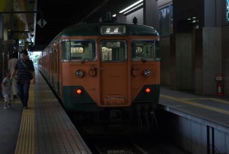 嵯峨野線113系