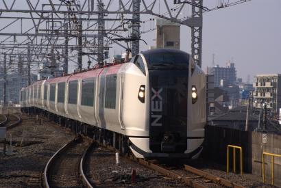 E259系NEX。